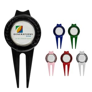 Tour Divot Tool w/Magnetic Marker