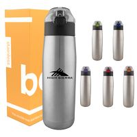 24 Oz. Double Wall Stainless Steel Bottle