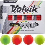 Custom Volvik Vivid Golf Ball
