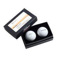 Titleist 2-Ball Business Card Box w/ DT TruSoft™