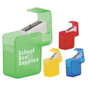 Custom Printed Square Pencil Sharpeners