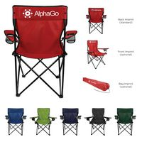 Folding Captains Chair with Carry Bag