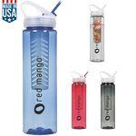 Custom 25 oz Fruit Fusion Bottle