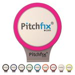 Custom PitchFix Magnetic Ball Marker Hat Clip