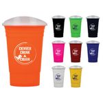 16 oz Party Cup™ with Lid