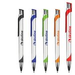 Custom Metallic Pen w/ Color Accents While Supplies Last