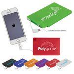 Custom Cordless iPhone Power Bank
