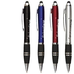 iWrite Twist Action Metallic Stylus Pen w/ Gripper