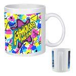 Custom 11 oz Full Color Stoneware Mug