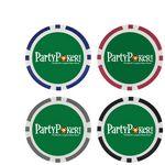 Custom Poker Chip Ball Marker