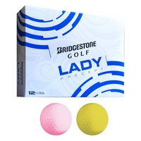 Bridgestone Lady Precept Golf Ball