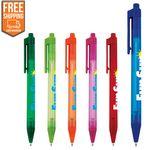 Custom Solstice Super Glide Pen w/ Translucent Barrel