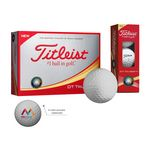 Custom Titleist DT TruSoft Balls