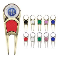 Lite Touch Divot Tool w/ Clip