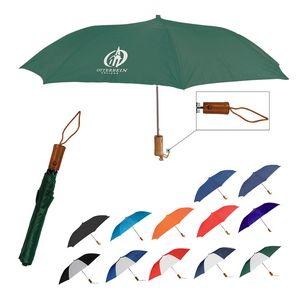 42 Auto Open Folding Umbrella