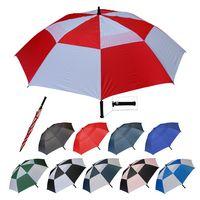 """60"""" Windproof Golf Umbrella"""