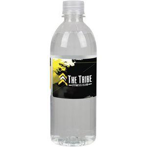16.9 Oz. Water Bottle Standard Label