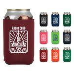 Custom Neoprene Can Holder - 2 Sided