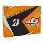 Custom Bridgestone E6 Soft Golf Ball