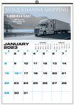 Custom #200 Commercial Wall Calendar