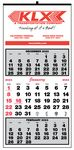 Custom #60 Commercial Wall Calendar