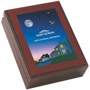 The Professional Walnut Single Deck Gift Box