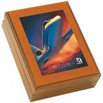 Custom The Professional Light Mahogany Single Deck Gift Box