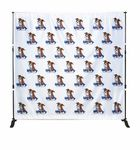 Custom 8.5 x 8' Backdrop Replacement Banner