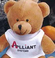 "5"" Q-Tee Collection™ Stuffed Brown Bear"