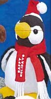 "7""- 8"" Bean Bag Pals™ Penguin"