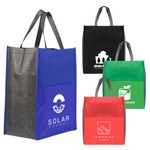 Custom Rome - Non-Woven Tote Bag with 210D Pocket