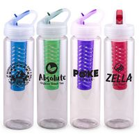 Pro Fusion - USA 25 oz. Water Bottle w/ Fruit Infuser