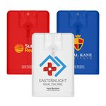 Urban 20 ml Hand Sanitizer Spray Card - ColorJet