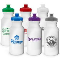 Bike - USA 20 oz. Sports Water Bottle