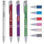 Custom Matte Tres-Chic - ColorJet - Full-Color Metal Pen