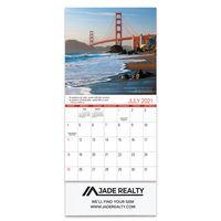 2021 Scenic Mini Wall Calendar (pre-order)