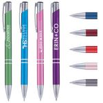 Custom Matte Tres-Chic - Laser Engraved - Metal Pen