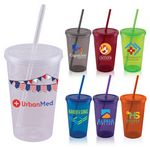 Core - ColorJet - Full Color USA 22 Oz. Tumbler Cups