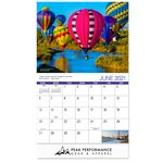 Custom 2021 Reflections Wall Calendar