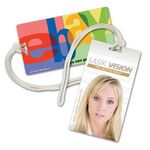 SimpliColor Luggage Tag - (Digital Full Color)