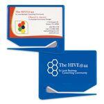 Custom Business Card Zippy Letter Opener (Imprinted)
