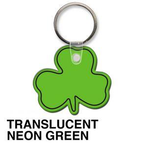 Translucent Neon Green Blank