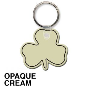 Opaque Cream Beige Blank