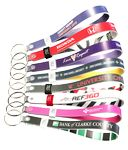Slider™ Wristband Key Tag - Full Color
