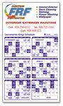 Magnet 20 Mil - Sports Calendar - Full Color