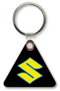 Custom Imprinted Triangle Shaped Key Holders And Key Tags