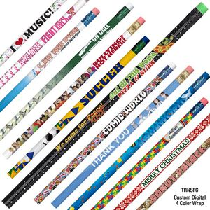 Custom Imprinted Pencils!