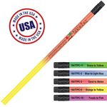 Encore™ Recycled Attitood™ Heat Sensitive Color Changing Mood Pencil