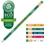 Custom Newsprencil Newspaper Recycled Pencil