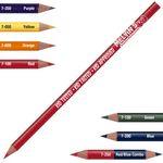 Custom Color Leads Colored Pencil